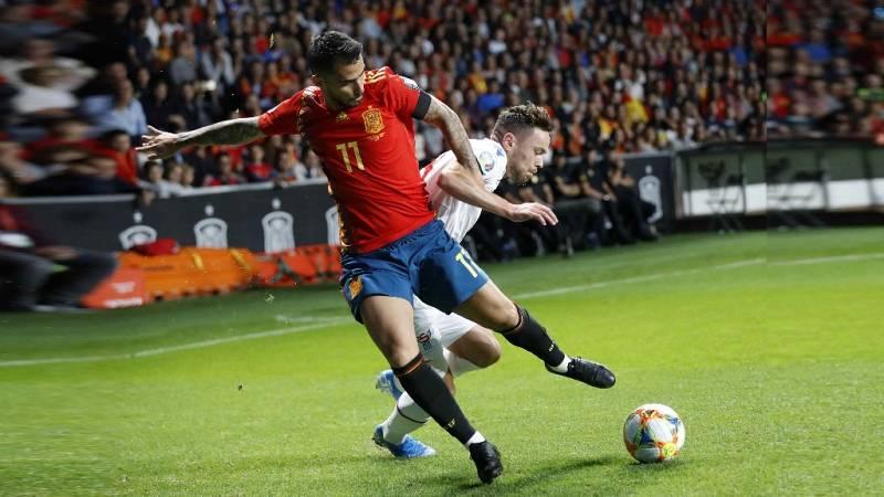 Fútbol - UEFA Qualifiers 2019: España - Islas Feroe - ver ahora