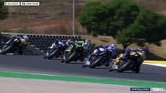 Motociclismo - Campeonato del Mundo de Superbikes. Prueba Algarve World Supersport