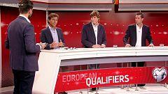 Fútbol - Programa Clasificación Eurocopa 2020 Postpartido - 08/09/19