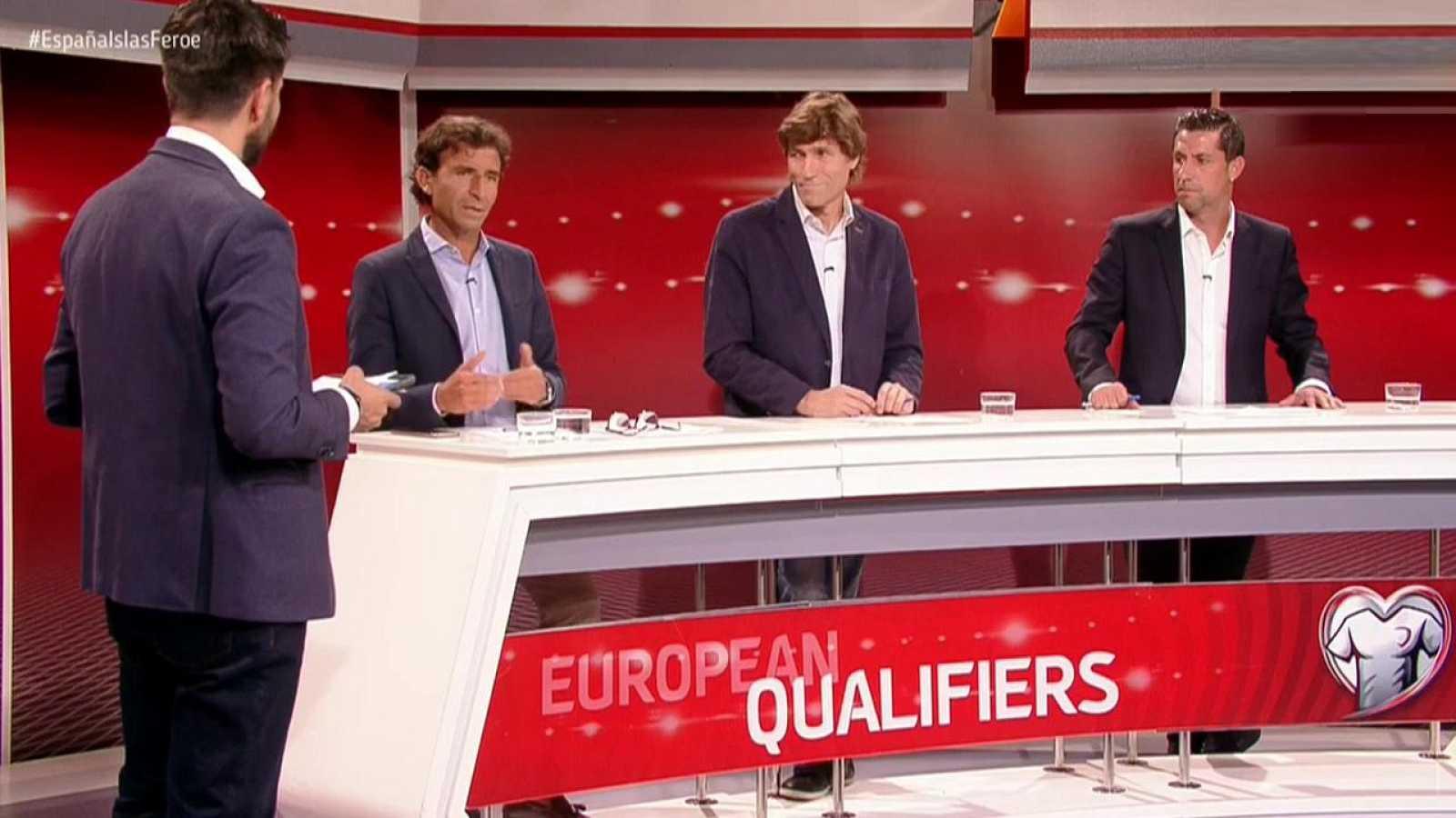 Fútbol - Programa Clasificación Eurocopa 2020 Postpartido - 08/09/19 - ver ahora