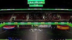Fútbol Sala - Campeonato de Europa sub-19: Croacia - España