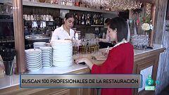 100 empleos en restauración: cocina y sala
