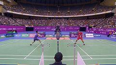 Bádminton - Open de China Taipei. Final masculina: Chou Tien Chen - Heo Kwang Hee