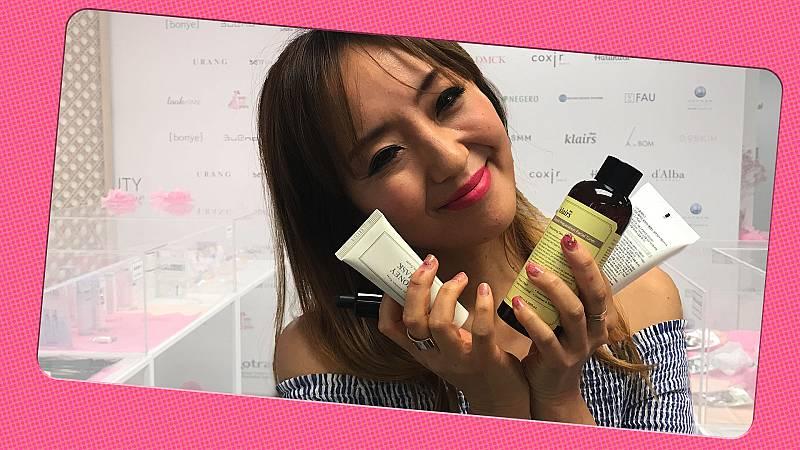 Cómo maquillarse con cosmética coreana