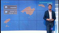 El temps a les Illes Balears - 09/09/19