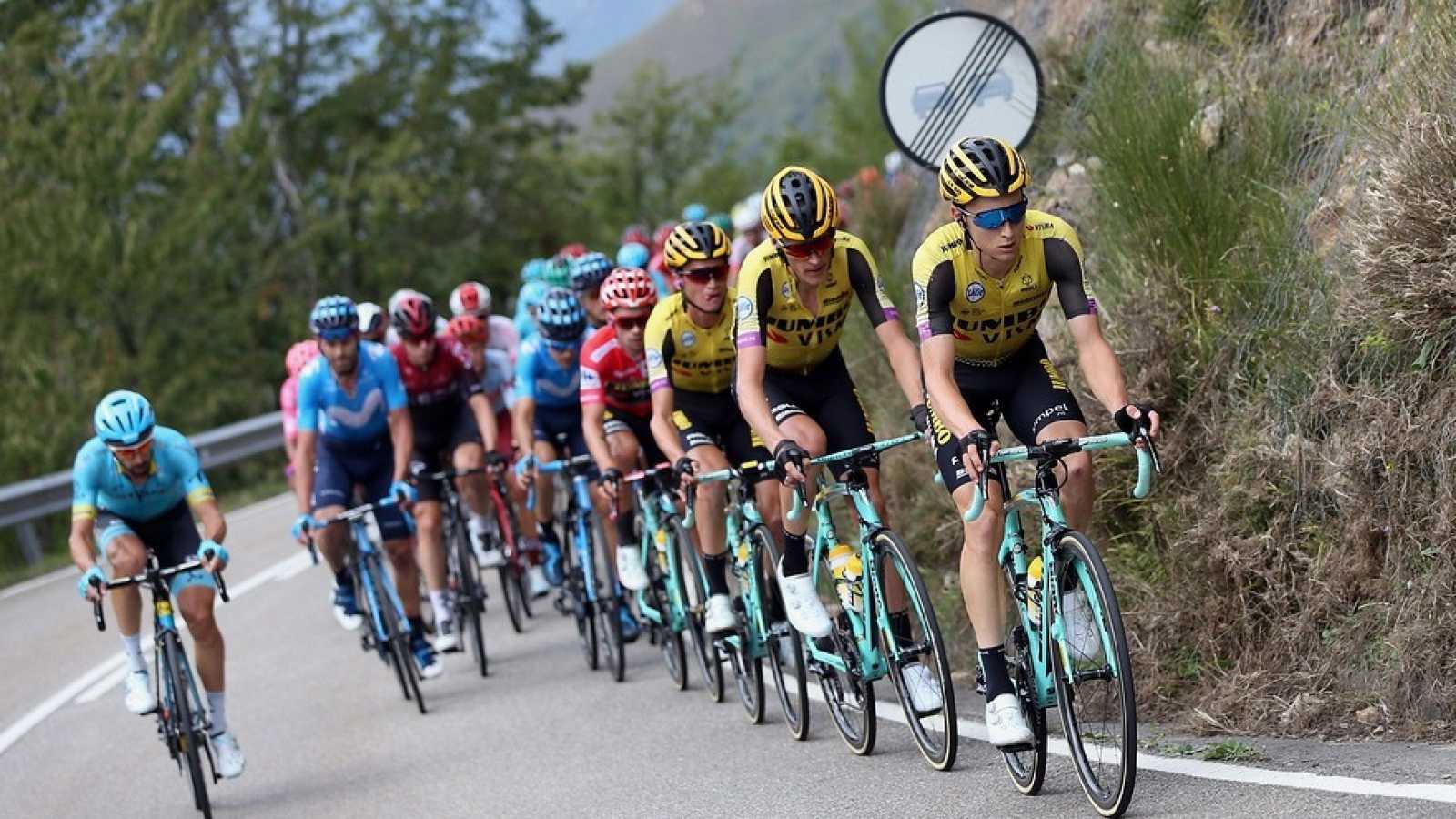 Vuelta Ciclista a España 2019 1 - 16ª etapa: Pravia - Alto de la Cubilla (Lena) (1ª parte) - ver ahora