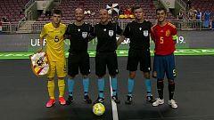 Fútbol Sala - Campeonato de Europa sub-19: Ucrania - España