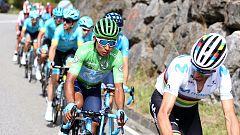 Vuelta Ciclista a España 2019 - 16ª etapa: Pravia - Alto de la Cubilla (Lena) (2ª parte)