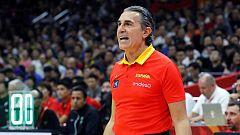 Sergio Scariolo se muestra cauto ante el partido frente a Polonia