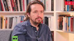 Pablo Iglesias confía en que el PSOE rectifique y haya coalición de último momento