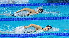 Natación - Campeonato del Mundo Paralímpico. Resumen 1ª jornada. Desde Londres