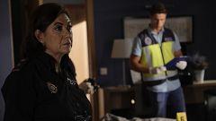 Servir y Proteger - Claudia descubre que Ibarra ha muerto