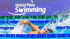 Natación - Campeonato del Mundo Paralímpico. Resumen 2ª jornada