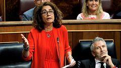 """María Jesús Montero: """"RTVE es totalmente independiente"""""""