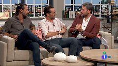 A partir de hoy - Asier Etxeandía y Hugo Silva nos presentan 'Sordo'