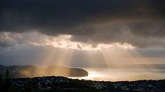 Precipitaciones fuertes o muy fuertes en el litoral catalán, Comunidad Valenciana y Baleares