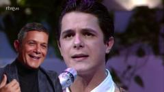 Viaje al centro de la tele - Alejandro Sanz, carismático y rompecorazones
