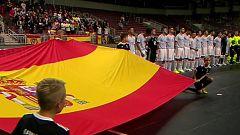 Fútbol Sala - Campeonato de Europa sub-19: España - Holanda