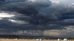 Lluvias torrenciales en el sudeste peninsular e Ibiza