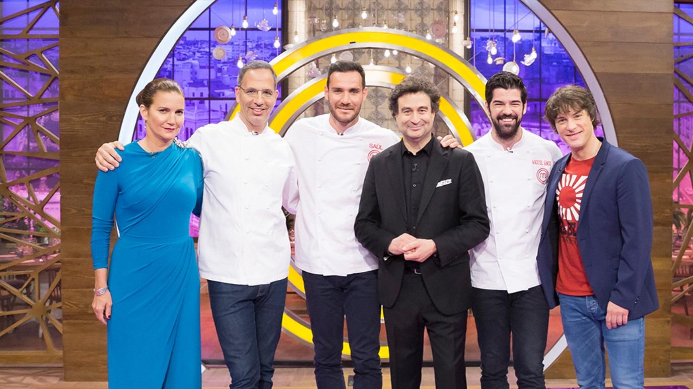 MasterChef Celebrity 2 Programa 5 RTVE.es