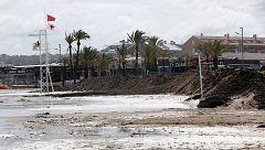 Alerta por lluvias en la Comunidad Valenciana y Murcia