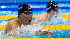 Natación - Campeonato del Mundo Paralímpico. Resumen 3ª jornada