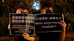 Los jóvenes de Hong Kong, la resistencia por un futuro con esperanza