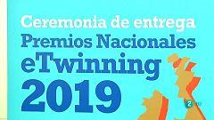 La aventura del saber. Entrega de los Premios Nacionales eTwinning 2019