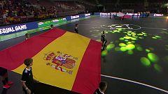 Fútbol Sala - Campeonato de Europa sub-19. 2ª Semifinal: España - Polonia