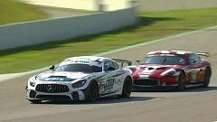 Automovilismo - GT4 European Series. 2ª Carrera, prueba Barcelona. Resumen