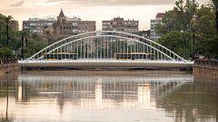 Gota fría en Murcia: los efectos de la inundación y la crecida del río Segura