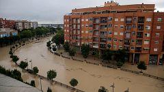 La gota fría complica la situación en Orihuela y deja un tercer fallecido en Almería