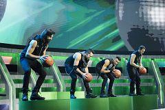 Vaya Crack - Toompak: cómo hacer música con balones de baloncesto