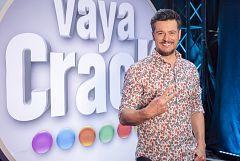 Vaya Crack - Martín Barreiro, Hombre del Tiempo, rockero... ¿y fan de Carolina Durante?