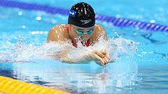 Natación - Campeonato del Mundo Paralímpico. Resumen 4ª jornada
