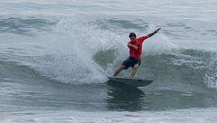 Vive lo mejor de la sexta jornada del Mundial de Surf de Japón