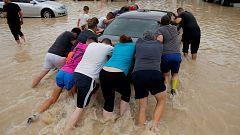 Gota fría: Riadas e inundaciones en el sur de la Comunidad Valenciana