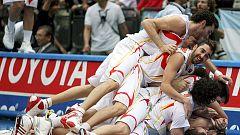 España vuelve a la final de un Mundial de baloncesto, trece años después