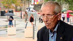 La Vuelta rinde homenaje a Bahamontes por su triunfo en el Tour