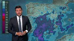 Tormentas fuertes en el centro, sur y este peninsular, y en Baleares