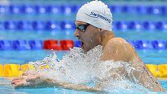 Natación - Campeonato del Mundo Paralímpico. Resumen 5ª jornada