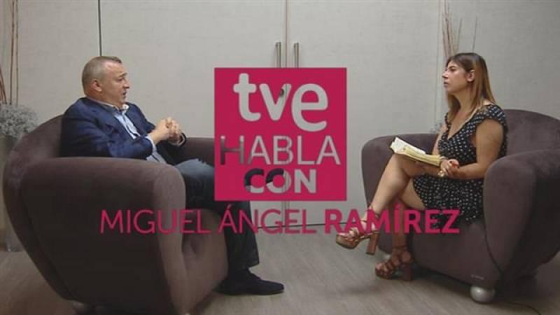 TVE habla con Miguel Ángel Ramírez - 14/09/2019