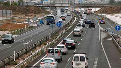 Carreteras y vías cortadas: La gota fría también ha afectado a los transportes
