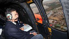 Pedro Sánchez visita las zonas afectadas por la DANA en Alicante y Murcia