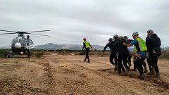 Gota fría: Un muerto en Orihuela eleva a seis las víctimas de un temporal que prosigue en Levante y Andalucía y avanza al centro de España