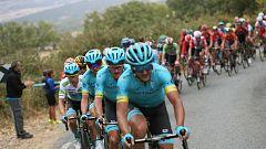 Vuelta Ciclista a España 2019 - 20ª etapa: Arenas de San Pedro - Plataforma de Gredos. (1ª parte)