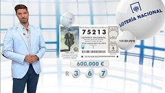 Lotería Nacional - 14/09/19