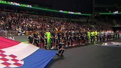 Fútbol Sala - Campeonato de Europa sub-19. Final: Croacia - España