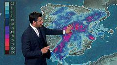 18 provincias de ocho comunidades se mantienen bajo aviso debido a las lluvias
