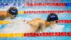 Natación - Campeonato del Mundo Paralímpico. Resumen 6ª jornada